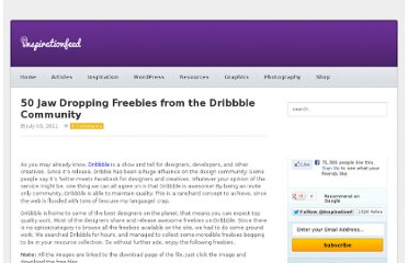 http://inspirationfeed.com/freebies/50-jaw-dropping-freebies-from-the-dribbble-community/