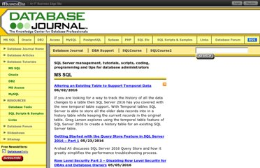 http://www.databasejournal.com/features/mssql/