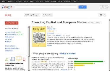 http://books.google.co.uk/books/about/Coercion_Capital_and_European_States.html?id=b1FzvFLSBBUC