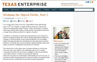 http://www.texasenterprise.utexas.edu/article/bridging-digital-divide-part-2