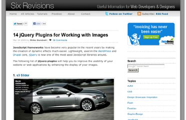 http://sixrevisions.com/resources/14-jquery-plugins-for-working-with-images/