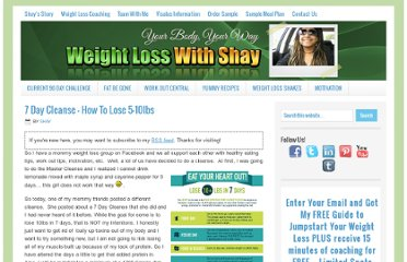 http://www.visalusbyshay.com/2012/06/7-day-weight-loss-cleanse-oh-mylanta/