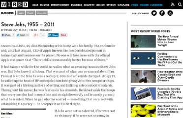 http://www.wired.com/business/2011/10/steve-jobs-1955-2011/