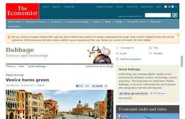 http://www.economist.com/blogs/babbage/2011/09/algal-energy