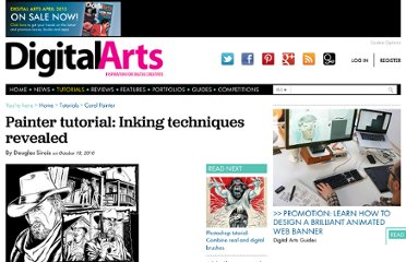 http://digitalartsonline.co.uk/tutorials/corel-painter/inking-techniques-revealed/