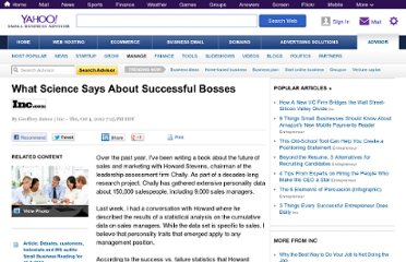 http://smallbusiness.yahoo.com/advisor/what-science-says-about-successful-bosses.html