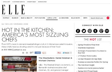 http://www.elle.com/life-love/entertaining-design/hot-in-the-kitchen-americas-most-sizzling-chefs-613888