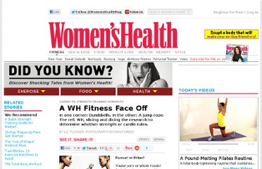 http://www.womenshealthmag.com/fitness/cardio-vs-strength-training-workouts