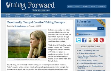 http://www.writingforward.com/category/writing-prompts/creative-writing-prompts