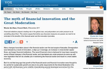 http://www.voxeu.org/article/myth-financial-innovation-and-great-moderation