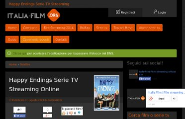 serie tv sessuali ricerca amicizie