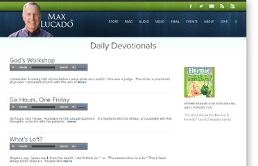 http://maxlucado.com/category/read/daily/