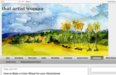 http://www.thatartistwoman.org/2011/07/how-to-make-color-wheel-for-your.html