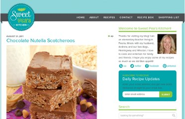 http://sweetpeaskitchen.com/2011/08/chocolate-nutella-scotcheroos/