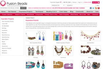 http://www.fusionbeads.com/Inspiration-Projects