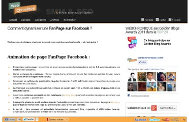 http://webchronique.com/comment-dynamiser-une-page-fanclub-sur-facebook/