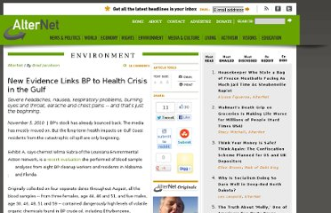 http://www.alternet.org/story/148737/new_evidence_links_bp_to_health_crisis_in_the_gulf