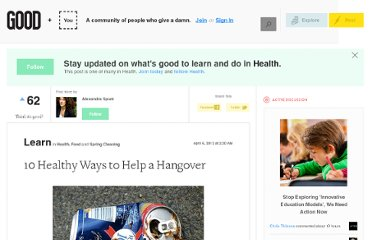 http://www.good.is/posts/10-healthy-ways-to-help-a-hangover