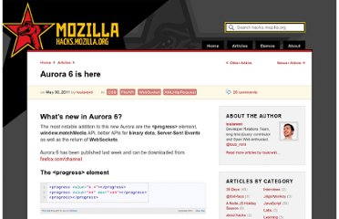 https://hacks.mozilla.org/2011/05/aurora-6-is-here/