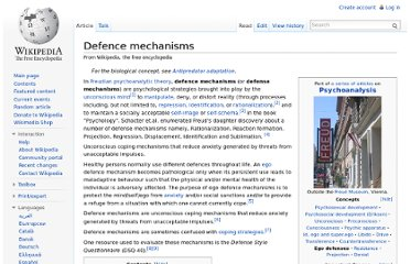 http://en.wikipedia.org/wiki/Defence_mechanisms#Structural_model:_The_id.2C_ego.2C_and_superego