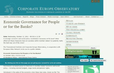 http://corporateeurope.org/events/economic-governance-people-or-banks