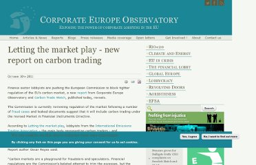 http://corporateeurope.org/news/letting-market-play-new-report-carbon-trading