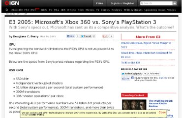 http://www.ign.com/articles/2005/05/20/e3-2005-microsofts-xbox-360-vs-sonys-playstation-3?page=3