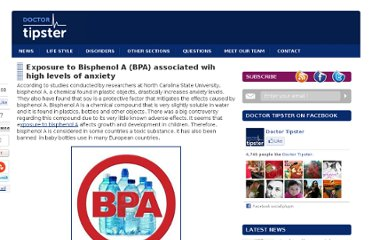 http://www.doctortipster.com/11039-exposure-to-bisphenol-a-bpa-associated-wih-high-levels-of-anxiety.html