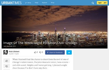 http://urbantimes.co/2011/11/image-of-the-week-light-pollution-over-chicago/
