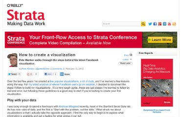 http://strata.oreilly.com/2012/02/how-to-create-visualization-facebook-vacation.html