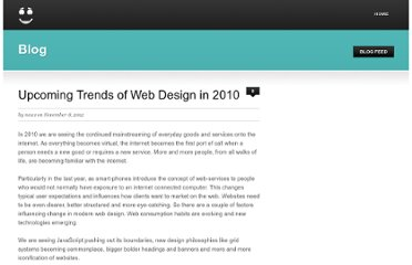 http://theprodesigner.com/trends-of-web-design/