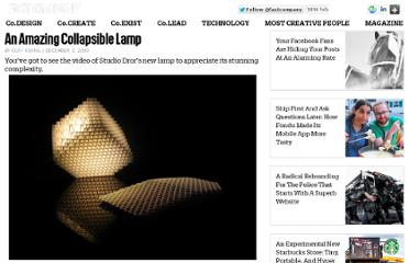 http://www.fastcompany.com/1476235/amazing-collapsible-lamp