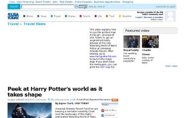 http://usatoday30.usatoday.com/travel/wizarding-world-of-harry-potter-preview.htm