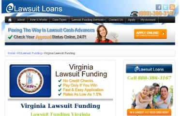 http://elawsuitloans.com/us/virginia-lawsuit-funding