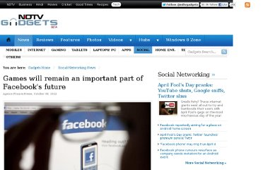 http://gadgets.ndtv.com/social-networking/news/games-will-remain-an-important-part-of-facebooks-future-276823