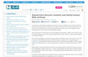 http://www.news-medical.net/news/20121008/Researchers-discover-smallest-and-fastest-known-RNA-switches.aspx