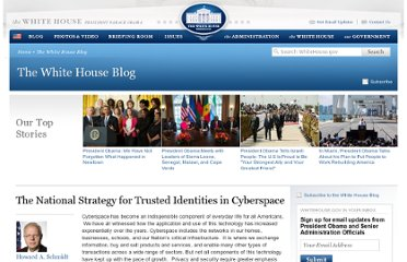 http://www.whitehouse.gov/blog/2010/06/25/national-strategy-trusted-identities-cyberspace