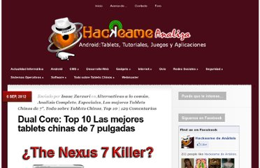 http://www.hackeame.org/dual-core-top-10-tablets-chinas-de-7.analisis