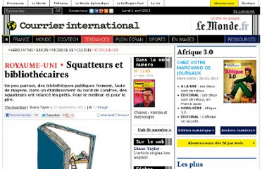 http://www.courrierinternational.com/article/2012/09/27/squatteurs-et-bibliothecaires