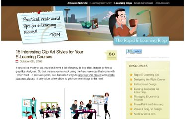 http://www.articulate.com/rapid-elearning/15-interesting-clip-art-styles-for-your-e-learning-courses/