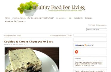 http://www.healthyfoodforliving.com/cookies-cream-cheesecake-bars/