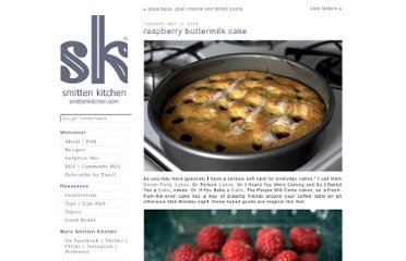 http://smittenkitchen.com/blog/2009/05/raspberry-buttermilk-cake/