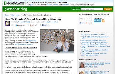 http://www.glassdoor.com/blog/create-social-recruiting-strategy/