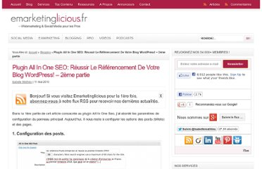 http://www.emarketinglicious.fr/blogging/plugin-all-in-one-seo-reussir-le-referencement-de-votre-blog-wordpress-%e2%80%93-2eme-partie