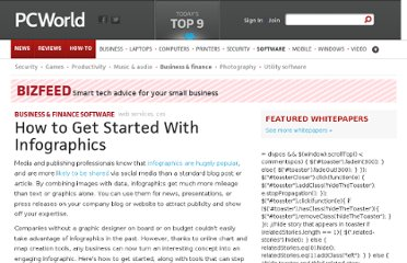 http://www.pcworld.com/article/253057/how_to_get_started_with_infographics.html