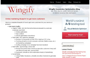 http://wingify.com/conversion-blog/online-marketing-blueprint-to-get-more-customers/