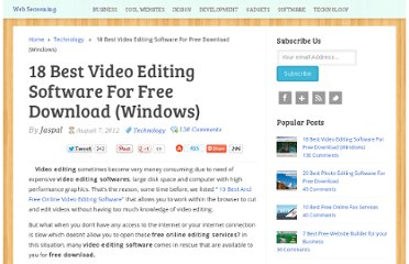 http://webseasoning.com/technology/best-free-windows-video-editing-software/1079/