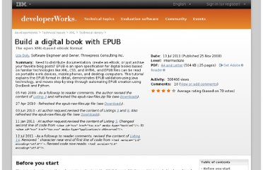 http://www.ibm.com/developerworks/xml/tutorials/x-epubtut/index.html