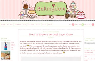 http://www.bakingdom.com/2011/02/how-to-make-a-vertical-layer-cake.html