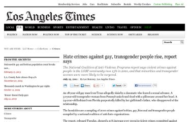 http://articles.latimes.com/2011/jul/13/nation/la-na-lgbt-hate-crimes-20110713